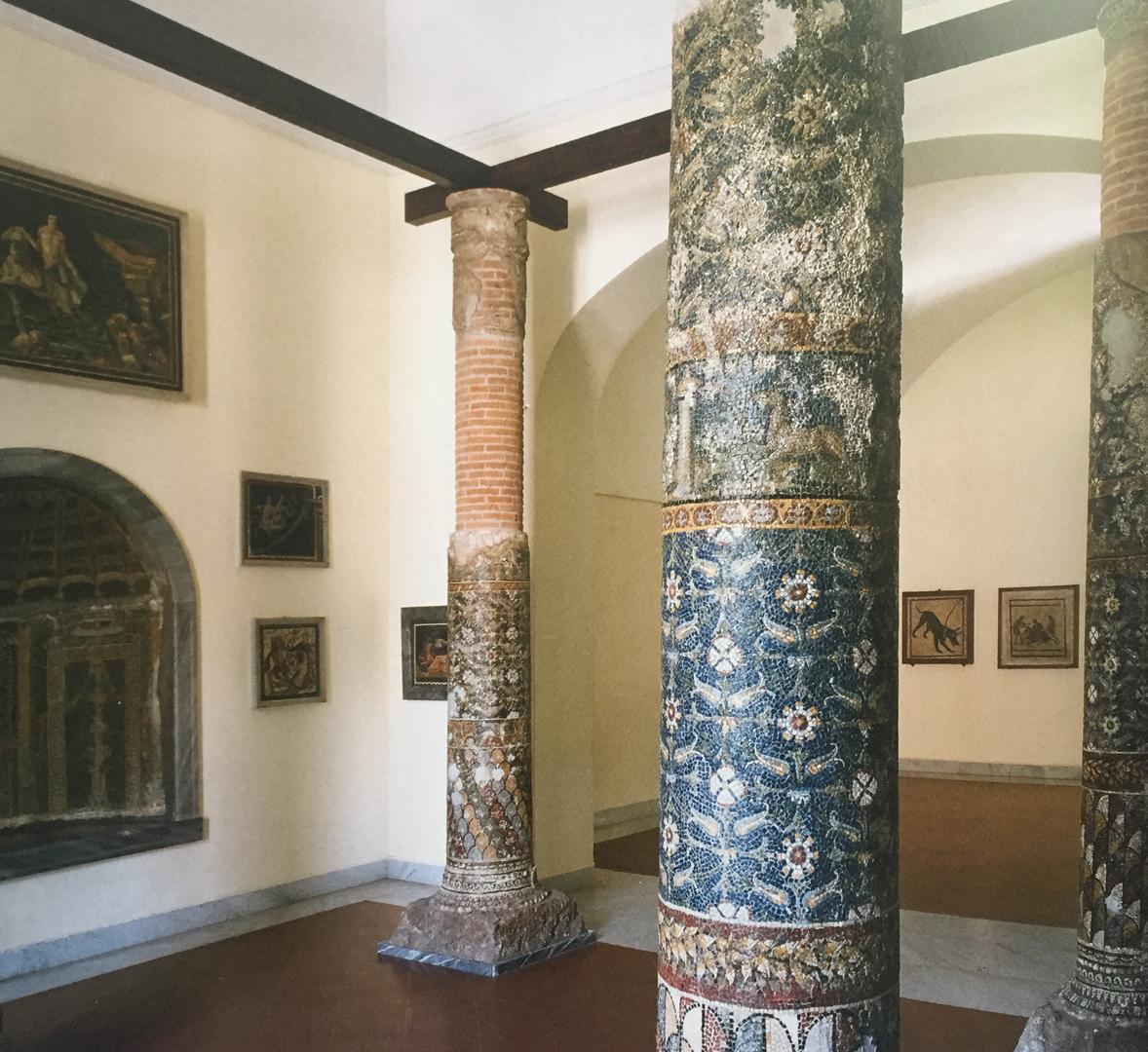 ナポリ国立考古学博物館